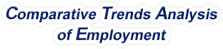 Iowa - Comparative Trends Analysis of Total Employment, 1969-2016